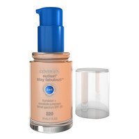 CoverGirl Outlast Stay Fabulous 3-in-1 Foundation Creamy Natural 820 | Walgreens