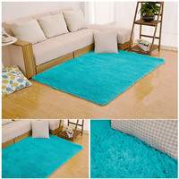 Home Super Soft Modern Bedroom Rugs Living Room Carpets