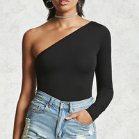 One-Shoulder Bodysuit