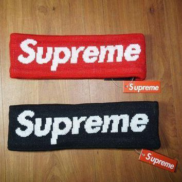 Supreme Sports Hats Cycling Scarf Hairband Headband