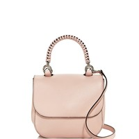 Max MaraBraided Small Leather Satchel
