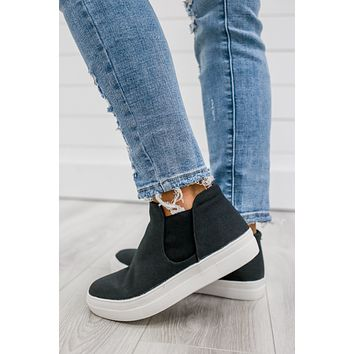 Devon Sneakers - Black