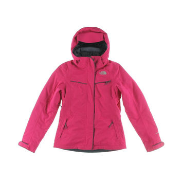 The North Face Womens Waterproof Durable Windbreaker Jacket