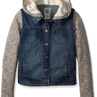 Billabong Big Girls' Foxy Friend Denim Jacket