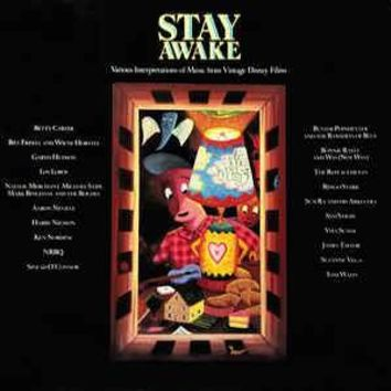 Various - Stay Awake (Various Interpretations Of Music From Vintage Disney Films) (LP, Album, Comp)
