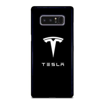 TESLA MOTORS Samsung Galaxy Note 8 Case Cover