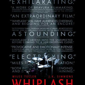 Whiplash (Canadian) 11x17 Movie Poster (2014)