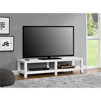 "Mainstays Parsons TV Stand for TVs up to 65"", Multiple Colors - Walmart.com"