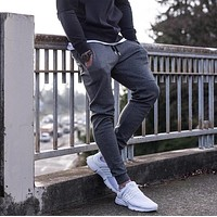 Newest Men Autumn Winter Gyms Fitness Joggers