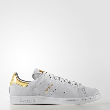 adidas Stan Smith Gold Leaf Shoes - White | adidas US