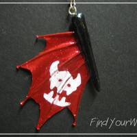 How To Train Your Dragon Toothless' Tail Fin Charm