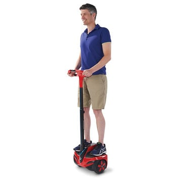The Self Balancing Personal Transporter