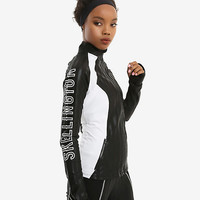 The Nightmare Before Christmas Girls Track Jacket