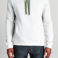 High Funnel Neck Top