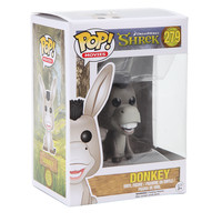 Funko Shrek Pop! Movies Donkey Vinyl Figure