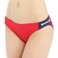 Sperry Top-Sider SW5HE93 Ahoy; Matey Hipster Swim Bottom