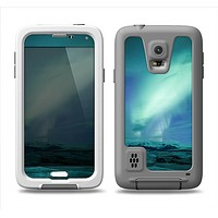 The Glowing Northern Lights Samsung Galaxy S5 LifeProof Fre Case Skin Set