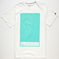 Imperial Motion Color Code Mens T-Shirt White  In Sizes