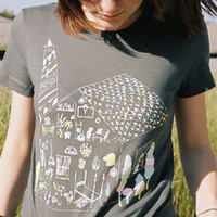Yellow Bird Project : Beach House T-Shirt