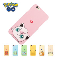 Pokemon Go Iphone 6/6s Cute Iphone Silicone Phone Case [6338824388]