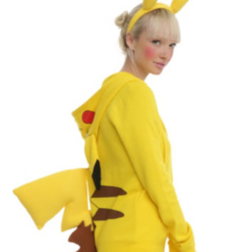 Pokemon Pikachu Costume Kit
