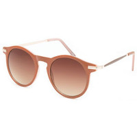 FULL TILT Round Keyhole Sunglasses | 2 for $15 Sunglasses