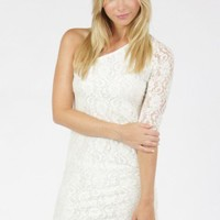 Fallen Angel Lace Dress - ShopSosie.com