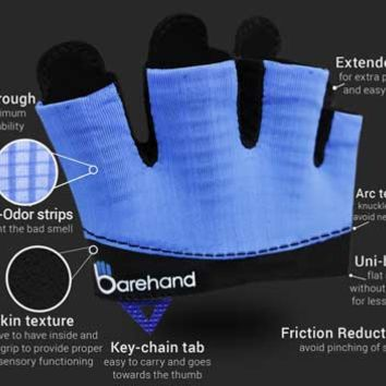 Barehand gloves - 1st Minimalist fitness gloves | Raww