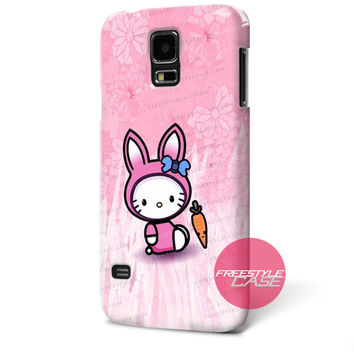 Hellow Kitty Rabbit Samsung Galaxy Case Cover Series