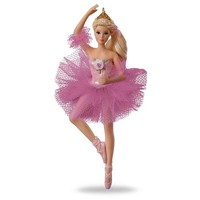 Barbie™ Ballet Wishes Ornament
