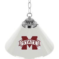 Mississippi State Bulldogs Single-Shade 14'' Bar Lamp (Mst Team)