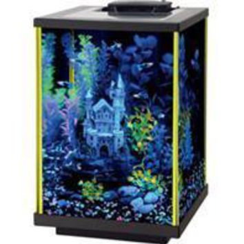 Aqueon Products - Glass - Aqueon Neoglow Aquarium Kit Column
