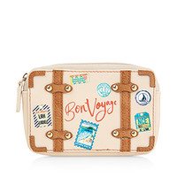 Travel Trunk Coin Purse | Multi | Accessorize