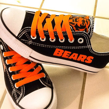 Chicago bears womens tennis shoes