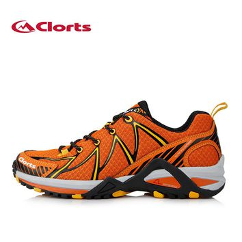 Clorts Men Running Shoes 3F016A/B Clorts Lightweight Outdoor Sports Shoes Breathable Mesh Running Sneakers for Men
