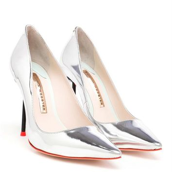 Coco Flamingo Pumps - SOPHIA WEBSTER