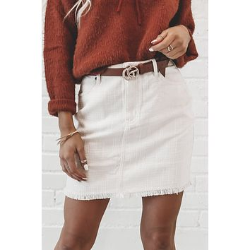 MINKPINK Good Habits Boucle Mix Mini