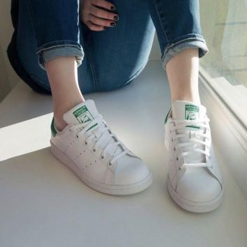 Adidas Stan Smith Popular Unisex Classic Sport Casual Sneakers