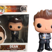 Supernatural - Dean Undercover FBI Version Pop! Vinyl Figure