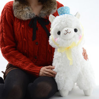 Alpacasso Waku Waku Party Plushies (Big)