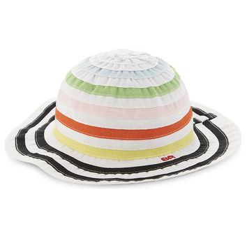 Sonia Rykiel Girls Colorful Striped Hat