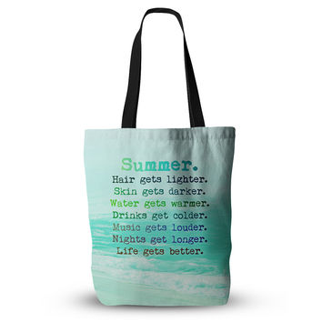 "Monika Strigel ""Summer XXL"" Everything Tote Bag"