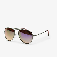 F0313 Aviator Sunglasses | FOREVER 21 - 1049257059