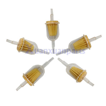 5X Fuel Filter for Club Car Craftsman Cub
