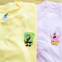 SpongeBob and Patrick Best Friends T-Shirts