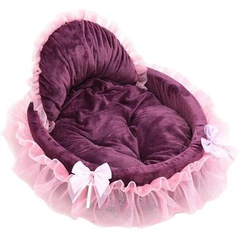 Lace Princess Pet Bed