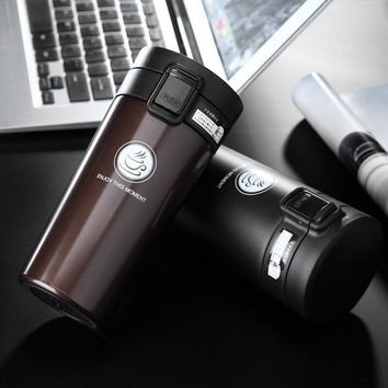 Hot Sale Double Wall Stainless Steel Thermos Coffee Mugs