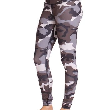 Anjali The High Waisted Ferocity Leggings
