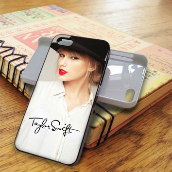 Taylor Swift Red Signature Badboy Style Singer iPhone 5C Case