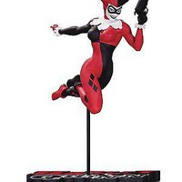 DC Collectibles Harley Quinn Red, Black and White by Terry Dodson Figure Statue